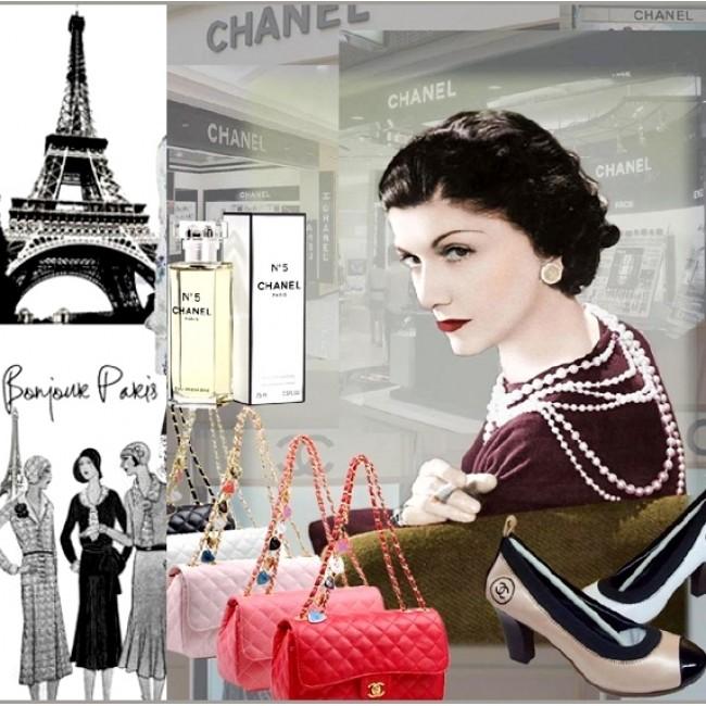 Коко Шанель - светило мира моды