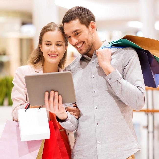 Преимущества онлайн-шоппинга