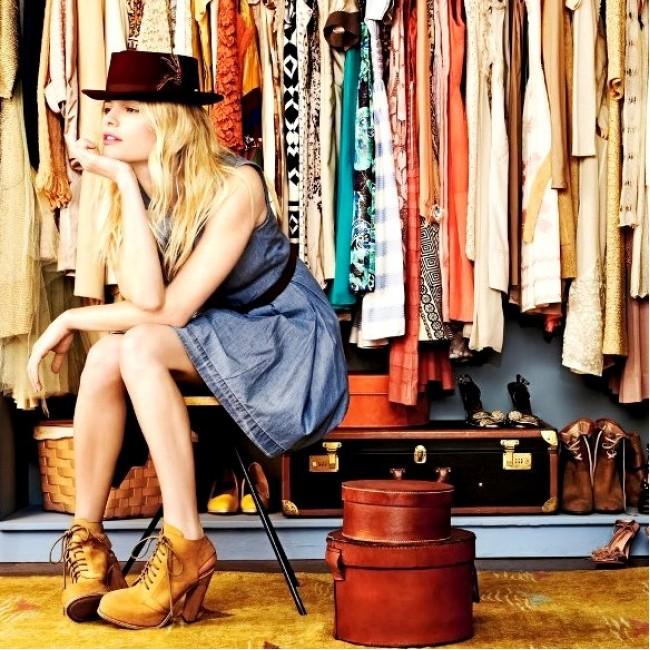 Как создать женственный и стильный гардероб?
