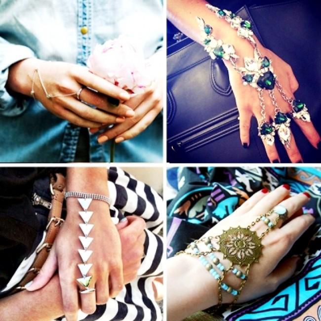 Слейв браслет - ультрамодный тренд