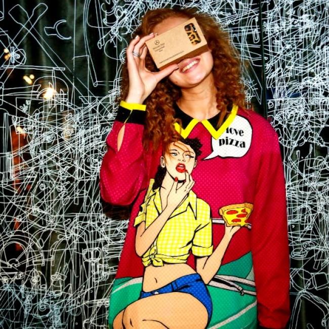 Виртуальная реальность и реальная мода
