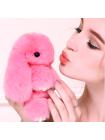 """Брелок """"Кролик"""" (Розовый)"""