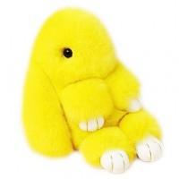 """Брелок """"Кролик"""" (Желтый)"""