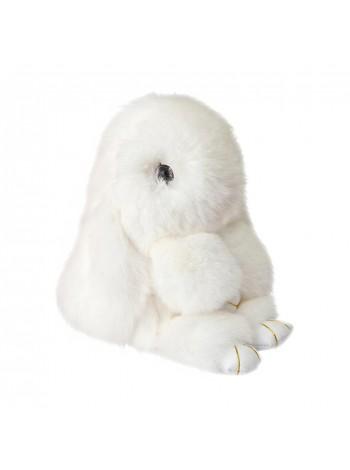 """Брелок """"Кролик"""" (Белый)"""