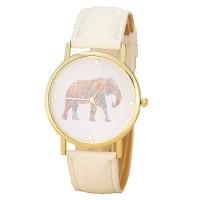 """Часы """"Слон"""" (Белые)"""