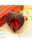 """Перстень """"Страстное сердце"""""""