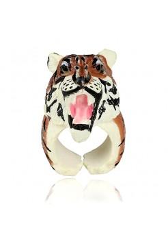 """Кольцо """"Тигр"""""""