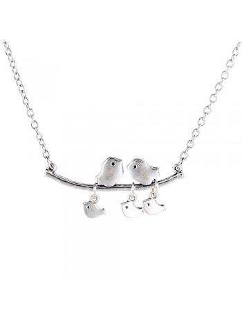"""Ожерелье """"Птички"""""""