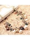 """Ожерелье в стиле Dior """"Шик"""""""