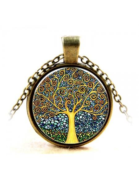 "Медальон ""Волшебное дерево"""